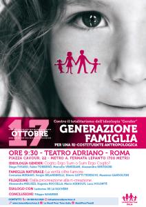 Generazione Famiglia 17 ottobre
